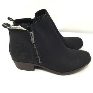 Lucky Brand Girls Brona Booties(NWT)